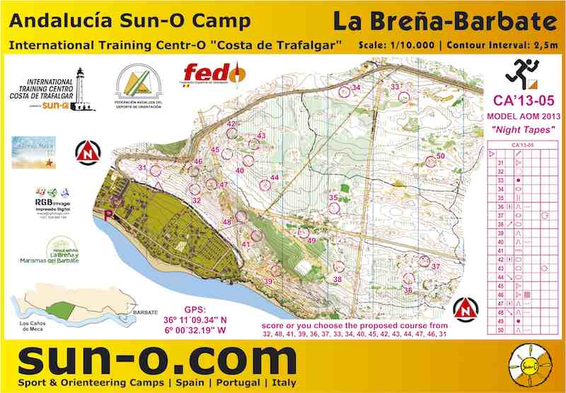 Andalucia SunO Week Training - 2013 (29/03/2013)