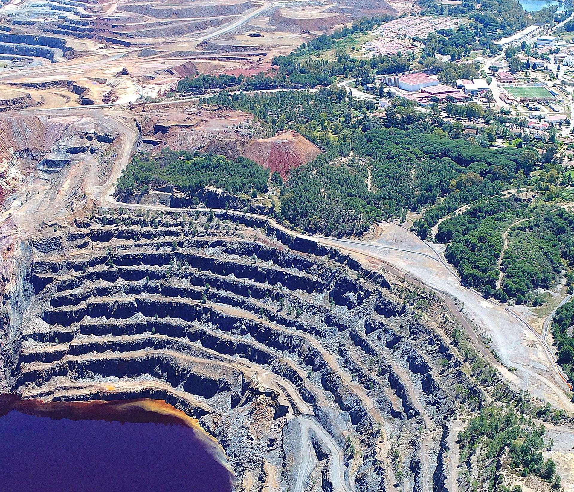 Trofe<big>O</big> Minas de Rio Tint<big>O</big>