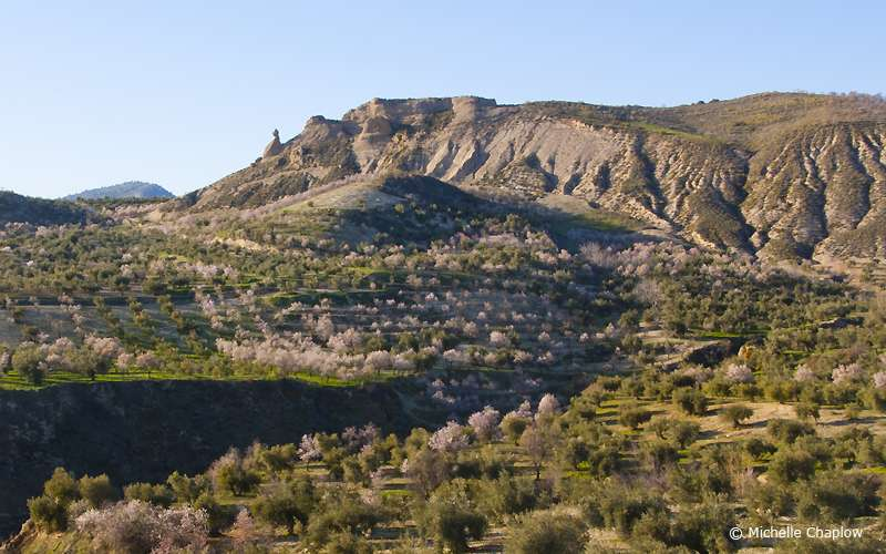 Beas de Granada, Sierra de Nevada